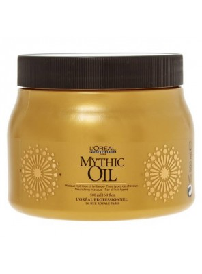 L'Oreal Professionnel Mythic Oil Masque (500ml)