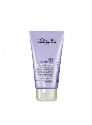 L'L'OREAL PROFESSIONNEL SERIE EXPERT LISS UNLIMITED CREAM LEAVE IN (150ml)