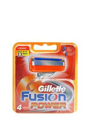 Gillette Fusion Power Blades 4 Pack ανταλλακτικά