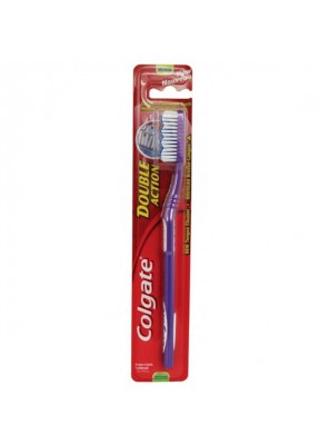 Οδοντόβουρτσα Colgate Double Action Medium