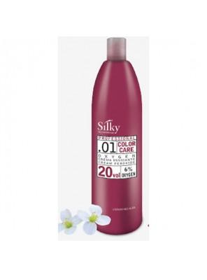 Silky .01 Color Care 10vol 3% oxygen (150ml)