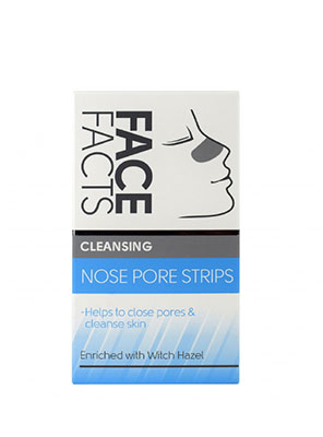 face facts nose pore strips 6τμχ.