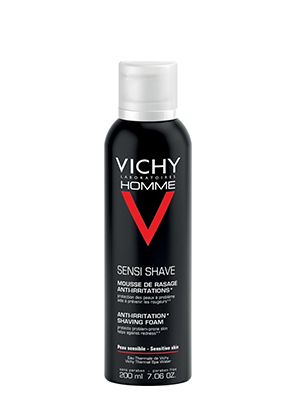 Vichy Shaving Foam Anti-irritation 200ml