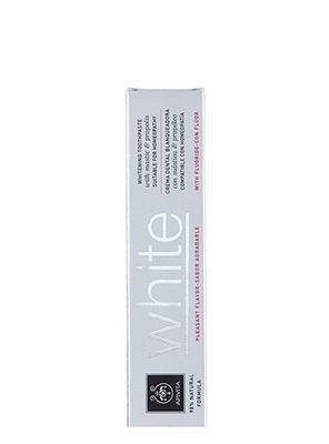 APIVITA White Οδοντόκρεμα με Μαστίχα & Πρόπολη 75ml