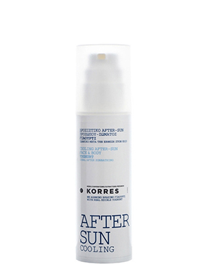 KORRES AFTER SUN COOLING FACE&BODY ΓΙΑΟΥΡΤΙ 150ML