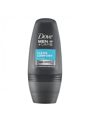 Αντρικό Αποσμητικό Dove Men Care Clean Comfort (50ml)