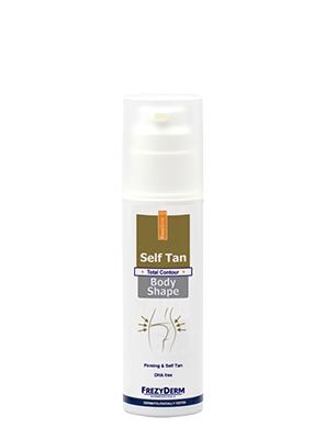 Frezyderm Self Tan Body Shape Αυτομαυριστικό Γαλάκτωμα Για Σύσφιξη & Λιπόλυση 150ml