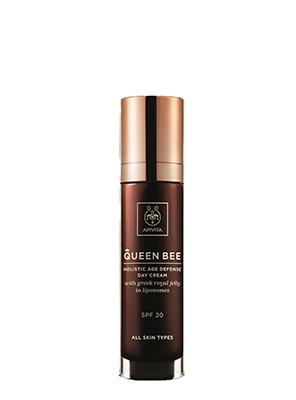 Apivita Queen Bee Kρέμα Ημέρας Ολιστικής Αντιγήρανσης SPF 20 50ml