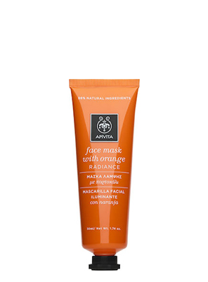 APIVITA FACE MASK ΠΟΡΤΟΚΑΛΙ 50ML