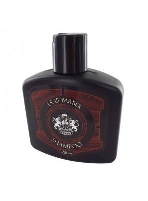 Dear Barber Shampoo - Σαμπουάν Για Γενειάδες & Μαλλιά (250 ml)