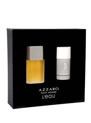 azzaro pour homme for him edt 100ml gift set