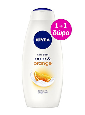 nivea cream orange 750ml