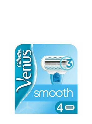 Gillette Venus Blades Smooth 4 Pack ανταλλακτικά