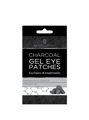 charcoal gel eye pathces 4τμχ.