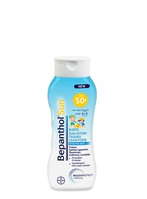 Bepanthol Sun Kids Lotion Παιδικό Αντιηλιακό Γαλάκτωμα SPF50+ 200ml