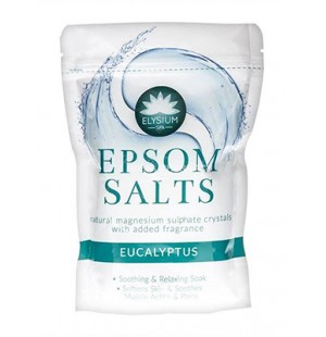 ELYSIUM SPA EPSOM SALTS 450GR