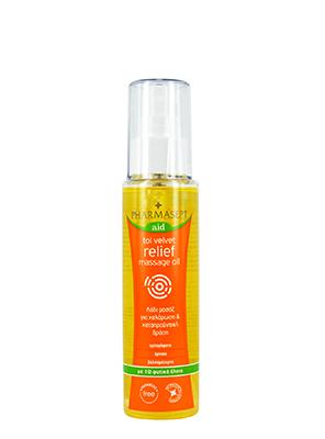 PHARMASEPT Tol Velvet Relief Massage Oil 100ml