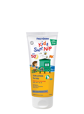 FREZYDERM KID'S SUN NIP SPF50+ 150ml+ 25ML