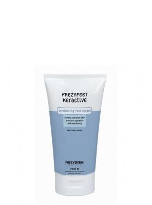 Frezyderm FrezyFeet Keractive Cream, Απολεπιστική Κρέμα για τα Πόδια 75ml