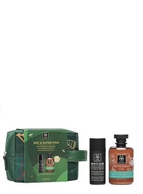 Apivita  Κρέμα Gel Ενυδάτωσης 50ml & Refreshing Fig Αφρόλουτρο Σώματος 300ml