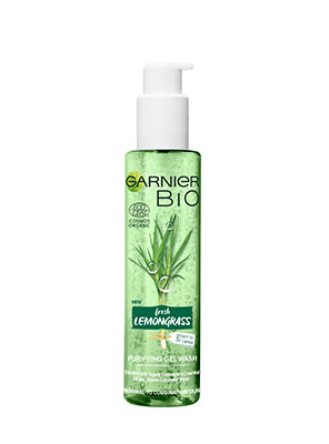 Garnier Bio Gel Wash Lemongrass 150ml