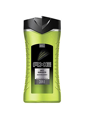 axe shower gel anti hangover 400ml