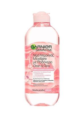 Garnier Glow Micellaire Rose Water 400ml