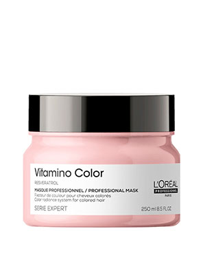 loreal μάσκα για βαμμένα μαλλιά vitamino color a ox 250ml