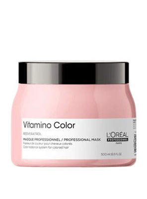 loreal μάσκα για βαμμένα μαλλιά vitamino color a ox 500ml
