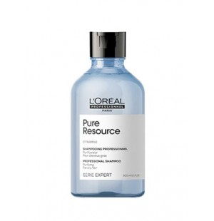 loreal professionnel new serie expert pure resource shampoo 300ml