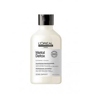 loreal professionnel new serie expert metal detox shampoo 300ml