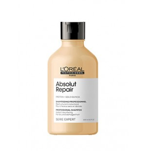 loreal professionnel serie expert absolut repair shampoo 300ml