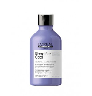 loreal professionnel blondifier cool shampoo 300ml