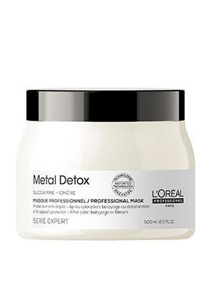 loreal serie expert metal detox mask 500ml