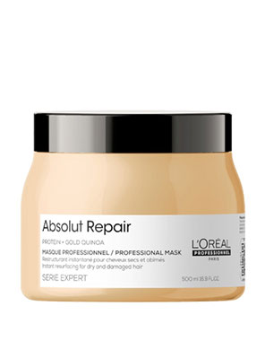 loreal professionnel new serie expert absolut repair mask 500ml
