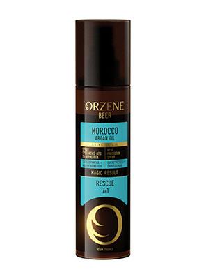 orzene heat protection spray 7in1 150ml