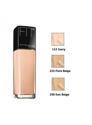 Maybelline FitMe Liquid Foundation