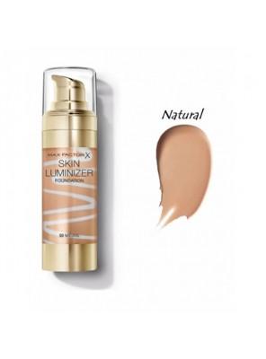 Max Factor Skin Luminizer Foundation No. 50 Natural