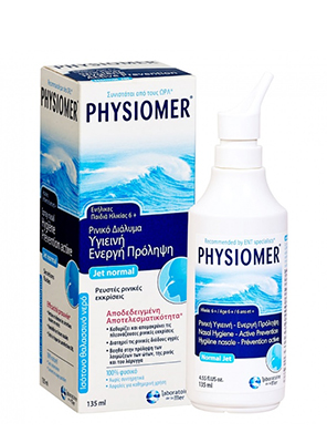PHYSIOMER JET NORMALL 135ML