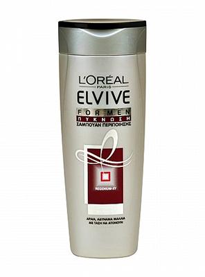 L'OREAL ELVIVE SH FOR MEN 400ML