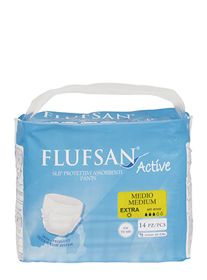 FLUFSAN ACTIVE MEDIUM 14ΤΕΜ