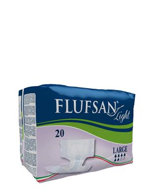 FLUFSAN LARGE LIGHT 20ΤΕΜ