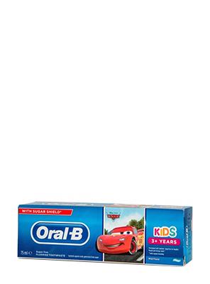 ORALB ΟΔΟΝΤΟΚΡΕΜΑ CAR 3+ YEARS 75ML