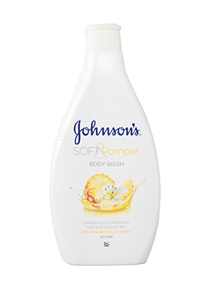 JOHNSONS BATH SHOWER SOFT & PAMPER 750ML