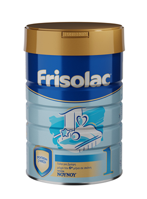 FRISOLAC 1 800GR