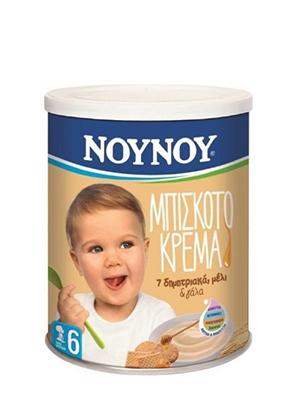 NOYNOY ΜΠΙΣΚΟΤΟΚΡΕΜΑ 300GR -1,20€