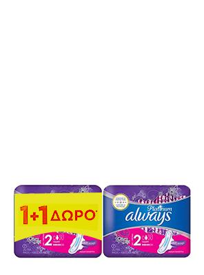ALWAYS PLATINUM SUPER 7ΤΕΜ 1+1