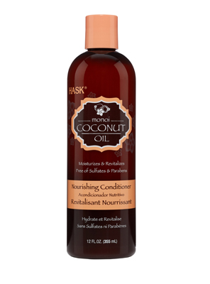 HASK COCONUT OIL CONDITIONER 355ML