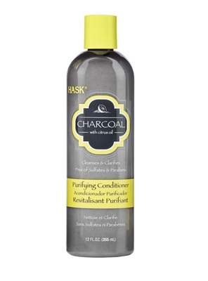 HASK CHARCOAL CONDITIONER 355ML