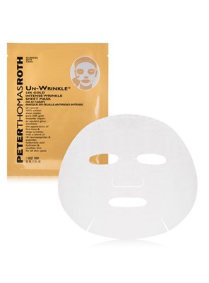 Peter Thomas Roth - 24 K Gold Intense Wrinkle Sheet Mask